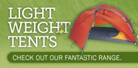 Check out our range of hiking tents