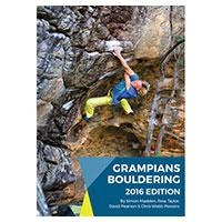 Grampians Bouldering guidebook