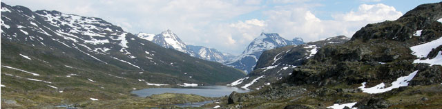 Jotunheimen landscape