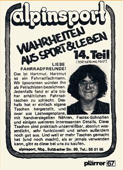 Early Ortlieb ad