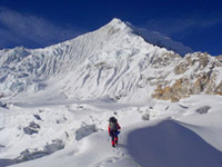 Mountaineering, Gear and Mishaps