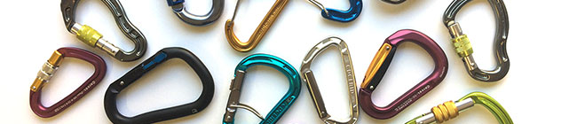 Carabiners for Rock Climbing