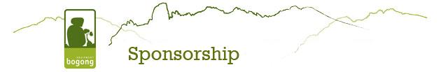 Sponsorship Header