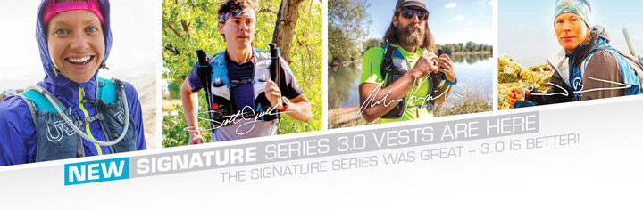 Ultimate Direction Signature Series 3.0 Running Packs