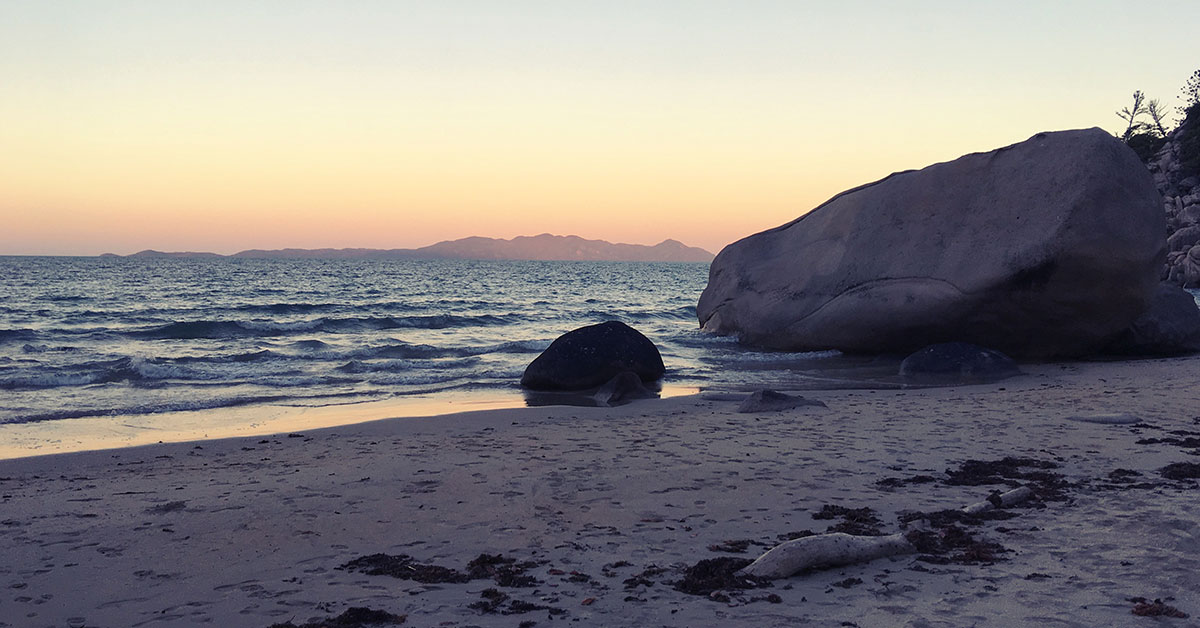 Whale Boulder, Magnetic Island