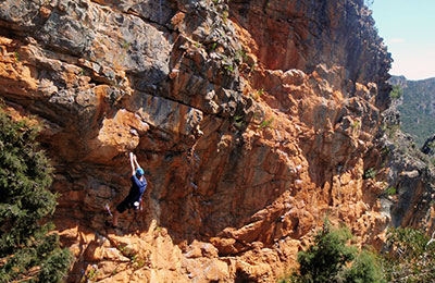 The Sundeck (a.k.a. Wave Wall), the Grampians