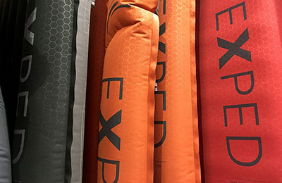 Exped sleeping mats