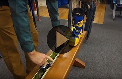 La Sportiva ski binding