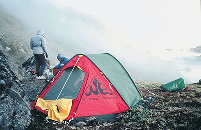 Wilderness Equipment Turns 40