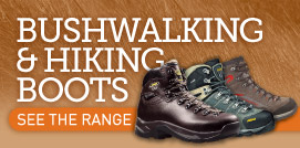 Check out our range of hiking boots