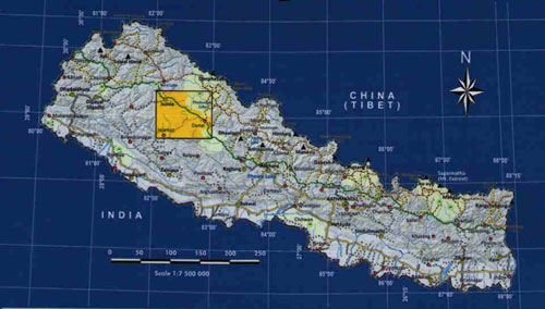 Dolpa key map