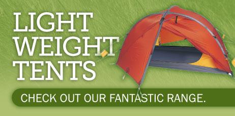 Lightweight Hiking Tents