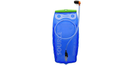 Source hydration bladder