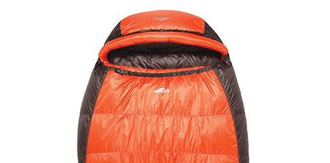 Mont sleeping bag