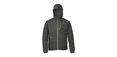 OR Helium II rain jacket
