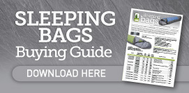 Download our Sleeping Bag Buying Guide