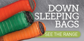 Lightweight Down Sleeping Bags