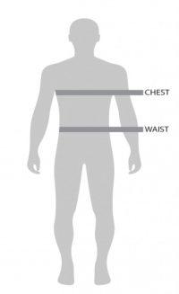 Aussie Grit Men's Sizing Measurement