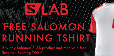 S-Lab Free T-Shirt Offer