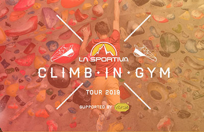 La Sportiva Shoe Demo 2019 Urban Climb