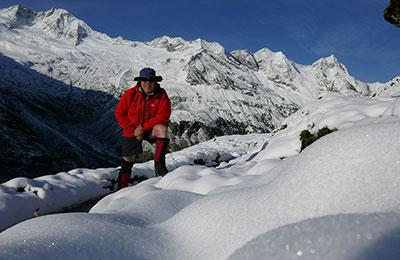 Neil in Austria