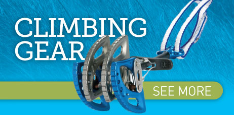 Check out our range of rockclimbing gear