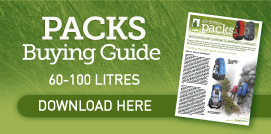 Download our Hiking Pack Buying Guide