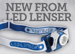 Led Lenser SEO Head Torches - New!