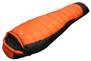 Mont Helium 300 Down Sleeping Bag