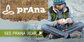 Prana Pants and Shirts - Men's and Women's