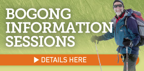 Bogong Information Sessions