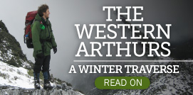 The Western Arthurs - A Winter Traverse - Read On