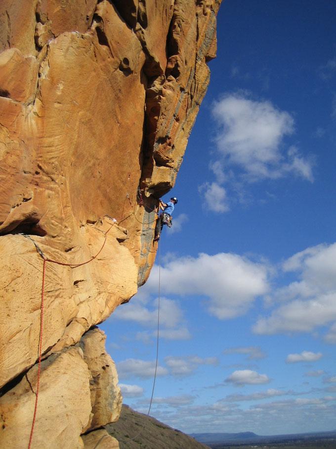 Grampians Climbing