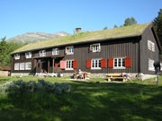 Trollheim Hut - deep in the land of the Trolls