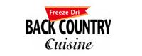 Backcountry Cuisine