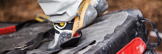 Velcro Climbing Shoes