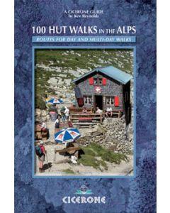 100 HUT WALKS IN THE ALPS - CICERONE