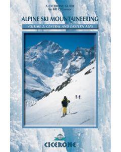 ALPINE SKI MOUNTAINEERING VOL2 East Alps (CICERONE)