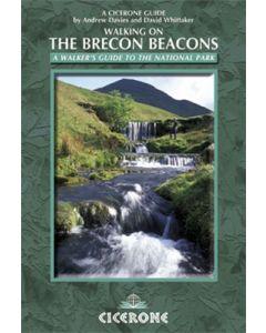 BRECON BEACONS WALKERS GUIDE (CICERONE)