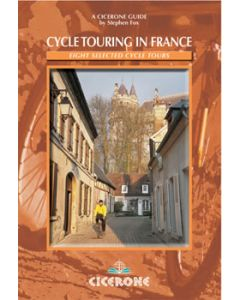CYCLE TOURING IN FRANCE (CICERONE)