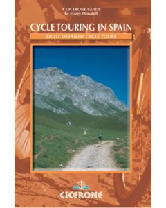 CYCLE TOURING IN SPAIN (CICERONE)