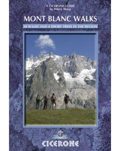 MONT BLANC WALKS (CICERONE)