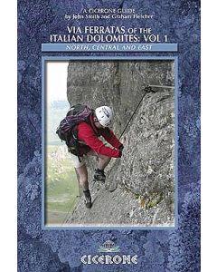 VIA FERRATA ITALIAN DOLOMITES VOL 1 CICERONE