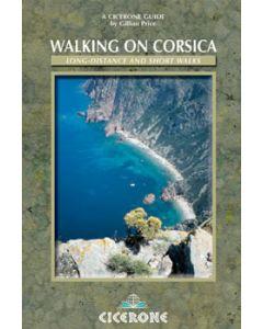 WALKING IN CORSICA (CICERONE)