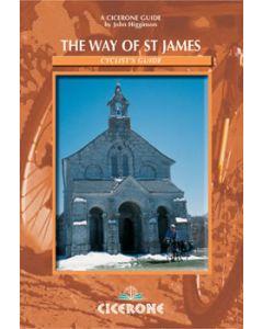 WAY OF ST JAMES CYCLISTS GUIDE (CICERONE) - Camino De Santiago