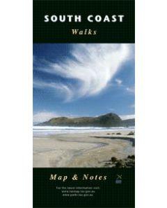 TASMANIA SOUTH COAST WALKS MAP