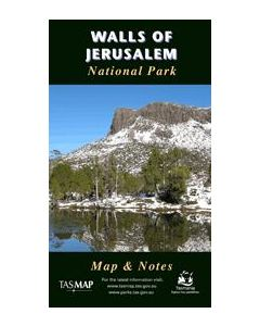 TAS WALLS OF JERUSALEM NP MAP