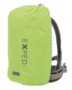 EXPED RAINCOVER S lime