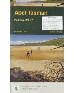 NZ ABEL TASMAN MAP