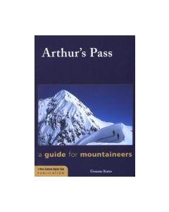 ARTHURS PASS GUIDE BOOK